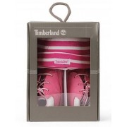 Timberland Baby Boots 9680R Roze-20