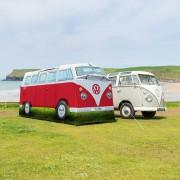 BLS Outdoor VW Busje Tent - Rood