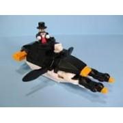 McDonalds 2008 Happy Meal Toy Lego Batman #6 Penguin Submarine