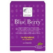 NEW NORDIC Srl Blue Berry 120cpr (905360335)