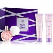 Ariana Grande Ari by Ariana Grande lote de regalo III eau de parfum 100 ml + leche corporal 100 ml + gel de ducha y baño 100 ml