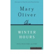Winter Hours Prose Prose Poems and Poems