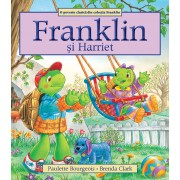 Franklin si Harriet, Colectia Franklin Povesti