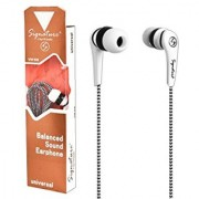 Signature VM 58 In Ear Wired Earphones With Mic
