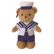 Plyšový medvídek Navy