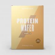 Myprotein Wafelki Białkowe - 10 x 40g - Wanilia