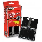 Capcană metalică pentru șobolani