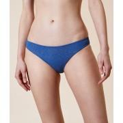 ETAM Eenvoudig bikinibroekje - 42 - BLAUW - Etam