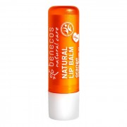Balsam de buze cu unt de shea si portocala - Benecos