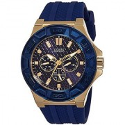 Guess Analog Blue Dial Mens Watch - W0674G2