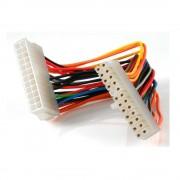 startech cable de alimentación atx 24 pines