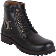 Austrich Black Desert High Ankel Length Boot