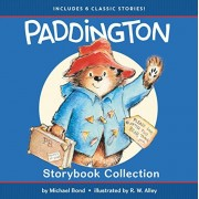 Paddington Storybook Collection: 6 Classic Stories, Hardcover