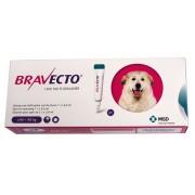 Bravecto spot-on 1400 mg - Pipeta pentru caini intre 40-56 kg (1 pipeta)