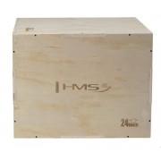 Plyo box za pliometrijske vježbe HMS