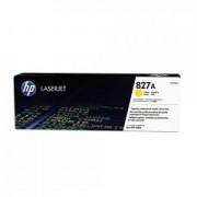 HP 827A Yellow LaserJet Toner Cartridge (CF302A)