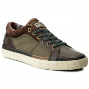 Sneakersy NAPAPIJRI - Jakob 15831103 Dark Brown N46
