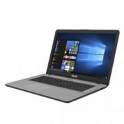 "Лаптоп Asus VivoBook PRO15 N580GD-E4135 (90NB0HX4-M06640)(сив), четириядрен Coffee Lake Intel Core i5-8300H 2.3/4.0 GHz, 15.6"" (39.62 cm) Full HD Anti-Glare Display & GF GTX 1050 4GB (HDMI), 8GB DDR4, 256GB SSD, 1x USB 3.1 Type C, Linux"