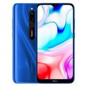 xiaomi redmi 8 64gb desbloqueado - azul