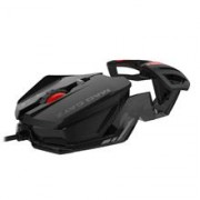 Mouse Gaming Mad Catz R.A.T.1 Rat 1 Wired Black/Red PC