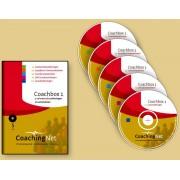 CoachingNet Coachbox 5 CD's / 1 + 285 werkbladen (luisterboek)