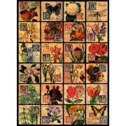 Puzzle Ravensburger - Flori, 500 piese (14126)