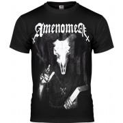 Herren T-Shirt Hardcore - DEVIL'S BIBLE - AMENOMEN - OMEN033KM