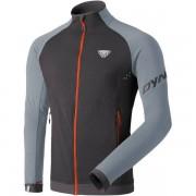 Dynafit Elevation 2 Thermal PTC - giacca in pile trail running - uomo - Black/Grey