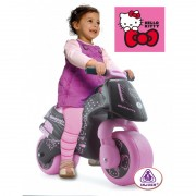 Motocicleta fara pedale Injusa Hello Kitty