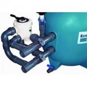 AquaForte Bypass voor Econobead beadfilter - Bypass 50 mm