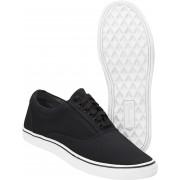 Brandit Bayside Shoes Black White 38