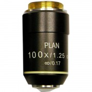 Hund Obiettivo ICS PL 100/1,25 per microscopi diritti