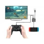 Adaptateur pour Nintendo Switch + Chargeur secteur + Câble USB-C
