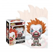 Funko Pop Pennywise With Teeth Fye Sticker Exclusivo Dientes