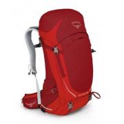 Osprey Stratos 36 - zaino trekking - Beet Red