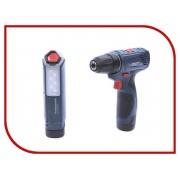 Электроинструмент Bosch GSR 120-LI + GLI 12V-300 06019F7005