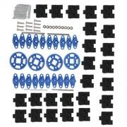 MagiDeal 1 Set RC Tank Track Model Making Accessories Kit for Car Toy Models Making Repair Kit Hobbies