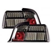 Stopuri cu LED BMW Seria 3 Coupe E36 91-98 negru