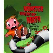 The Monster Who Did My Math, Paperback/Danny Schnitzlein