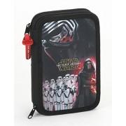 Star Wars Living Dead the Stars Pencil Case 34 Pc Filled - S054, Various Motif, 20, 5 x 13, 5 x 4, 5 cm - Episode Vii