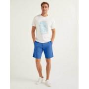 Boden Blau Chino-Shorts Herren Boden, 38 7in, Blue