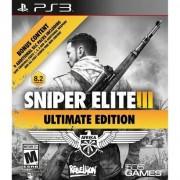 Sniper Elite Iii Ultimate Edition Ps3 - Unissex