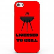 Own Brand Licensed to Grill Phone Case for iPhone & Android - 4 Colours - iPhone 7 - Red