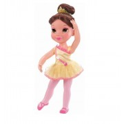 Papusa My first Disney Princess - Balerina Belle, 36 cm