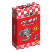 Schoolsupport Quiz It! Junior: Beestenboel! (Dierenraadsels)
