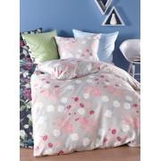 Irisette 2-delige overtrekset, ca. 155x220cm Irisette multicolour