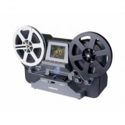Reflecta Scanner portable de films Super8 et 8mm - Ecran 2,4' - USB 2.0 - Normal Black - Scanner de film ou diapo