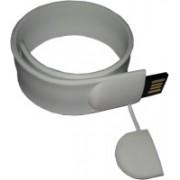 FLIPFIT 100 % Original Highspeed SILICON STYLISH FASHION WRIST BANDD 16 GB Pen Drive(White)