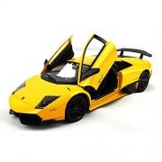 Lamborghini Murcielago Lp 670 4 Sv Diecast Cars Miniature Models Detailed Design