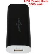 Callmate Power Bank LPG 5200 Mah - Black